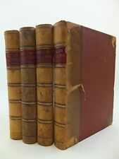 FAMILIAR WILD BIRDS (FOUR VOLUMES) - Swaysland, W.. Illus. by Thorburn, Archibal