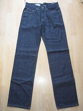 BNWT Tommy Hilfiger Designer Brooklyn W30 L36.5 Tall Mens Jeans Colour Blu Rinse