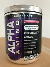 Sale! Cellucor Alpha Amino Supplement Watermelon 50 Servings Free Shipping