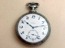 DOXA Swiss vintage men's mechanical pocket watch
