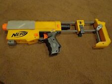 NERF N-STRIKE RECON CS-6 DART GUN w/ DETACHABLE SHOULDER STOCK - NO CLIP OR DART