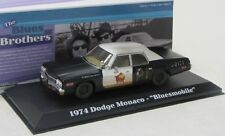 Dodge Monaco ( Blues Brothers ) 1974 / Greenlight 1:43
