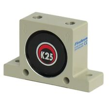 Findeva K25 Industrial Pneumatic Ball Vibrator. Made in Switzerland. K-Series