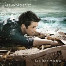La Musica No Se Toca [CD/DVD] [Digipak] by Alejandro Sanz (CD, Feb-2013, 2...