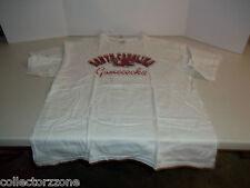USED - NCAA - SOUTH CAROLINA GAMECOCKS - WHITE SHIRT - MEN - GILDAN - XL