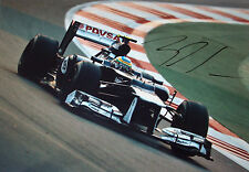 Bruno Senna SIGNED 12x8 ,F1 Williams-Renault FW34 , Spanish GP Barcelona  2012