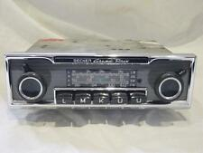 Tadpole Radios Classic and Vintage Car Radio Conversion FM and Bluetooth