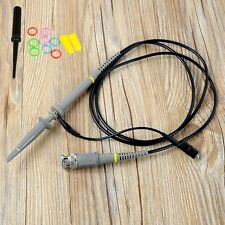 1Set P6100 DC 100MHZ Oscilloscope Scope Clip Probe
