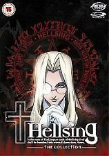 Hellsing - The Collection (DVD, 2007, Box Set)free postage uk
