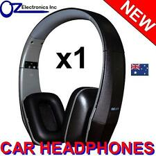 UNIVERSAL IR Infrared Headphones compatible with Holden Captiva Capri Statesman