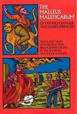 Dover Occult: The Malleus Maleficarum of Heinrich Kramer and James Sprenger by H