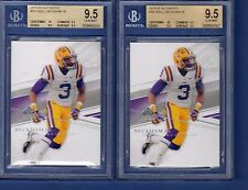 2014 SP Authentic RC #29 Odell Beckham NY Giants/ LSU BGS 9.5