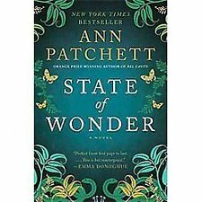 State of Wonder Low Price CD: A Novel by Patchett, Ann
