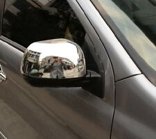 Chrome side mirror cover trim Mitsubishi ASX 2010 2011 2012 without turn signal