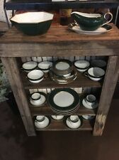Fitz And Floyd Renaissance Dishes Bowl Plates Tancho Stork 39 Piece