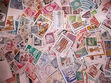 1000 1.000 mille francobolli mondiali lotto collezione scollati staccati misti