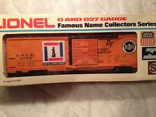 Lionel Bessimer & Lake Erie B&LE Box Car 6-9769 BRAND NEW NEVER OUT OF BOX