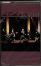 "THE CATHEDRALS...""LIVE!-- COAST TO COAST"".....NEW SEALED GOSPEL CONCERT CASSETTE"