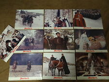 BECKET    !  jeu de 10 photos cinema  prestige lobby cards