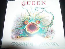 Queen / Freddie Mercury I'm Going Slightly Mad (UK) CD Single