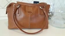 borsa pelle tod's originale bag moda donna casual accessori tods
