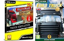 rig n roll gold includeds freight tycoon game & euro truck gold