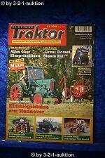 Oldtimer Traktor 1-2/06 Hanomag R 12 Ackermoped Güldner G60 Unimog 411 Lanz 7506