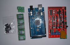 3D Printer Kit - Mega 2560 + RAMPS 1.4 + 5x A4988 Driver for  RepRap UK Stock
