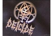 DEICIDE-OFFICIAl legion pin badge-DEATH METAL