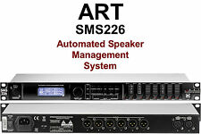 ART SMS226 Automated Speaker Management System with 8 in 1 Multi Processor