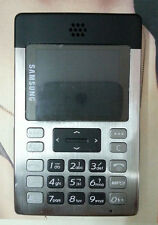 Rare! 8.9mm Slim Original Samsung P300/P308 Credit Card Metal Mobile Phone/U