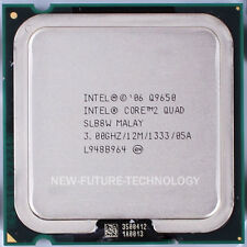 Intel Core 2 Quad Q9650 3 GHz 12 MB 1333 MHz LGA 775 CPU Processor 100% Tested