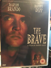 The Brave Johnny Depp Marlon Brando DVD Iggy Pop soundtrack