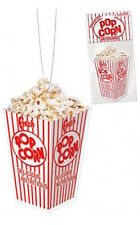 **Buttered Popcorn Air  Freshener Car Fresh Retro--Cherry Pie Available Too!**