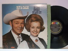 Roy Rogers & Dale Evans In the Sweet By and By VINYL LP RECORD 1973