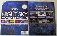 Book Of NIGHT SKY Month By Month Issue # 1 ALL ABOUT SPACE Star Chart GUIDES New