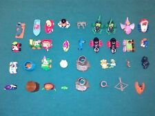 Big Lot 31 Mcdonalds, Burger King, Sesame street, Marvel and other toys