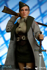 Hot Triad Toys 1/6 12 in scale Dead Cell Abigail Van Helsing Female Figure Set