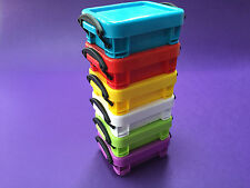 6 x 0,07 litre vraiment utile box set-great for craft / Art / bricolage & plus
