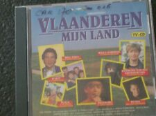 VLAANDEREN MIJN LAND (1991 - CD) Will Tura, Petra & Co, Willy Sommers, Plaza....