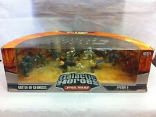 Star Wars Galactic Heroes Battle of Geonosis Figure Set Hasbro 2006