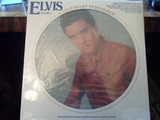 LP ELVIS   A Legendary Performer Vol.3  PICTURE - FACTORY SEALED/OVP