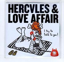 (GM938) Hercules & Love Affair, I Try To Talk To You - 2014 DJ CD