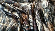 "REALTREE MAX 4 HD BRIDAL SATIN CAMO FABRIC 58""W BY THE YARD CAMOUFLAGE HUNTING"