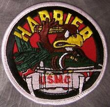 Embroidered Military Patch USMC Harrier VTOL NEW airplane