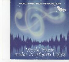 (DW738) World Music, Under Northern Lights - 2009 unopened Songlines CD