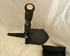 metal detecting and gold mining  folding shovel with rare earth magnet