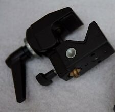 Manfrotto Super Clamp  035 RL with 2 BENBO L-Plates