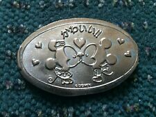 Disney Pressed Penny Epcot Japan