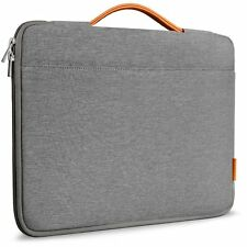 Inateck Laptoptasche für 12 Zoll Laptops / Notebooks / MacBook, Dunkelgrau